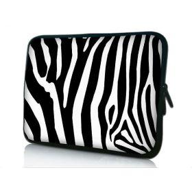 """Pouzdro Huado pro notebook do 10.2"""" Zebra"""