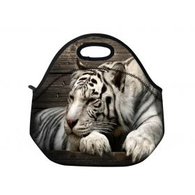 Termotaška Huado z neoprénu- Tygr sibiřský