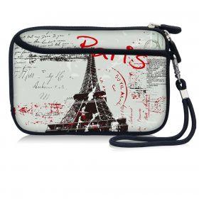Huado pouzdro na mobil Paříž Vintage