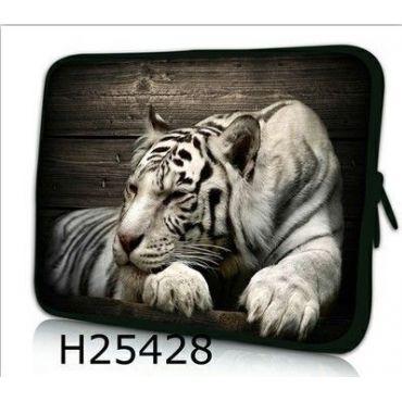 "Pouzdro Huado pro notebook do 10.2"" Tygr sibiřský"