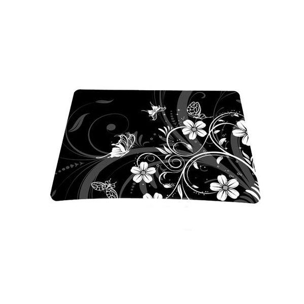 Podložka pod myš Huado- Květiny a motýlci