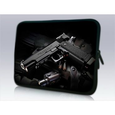 "Pouzdro Huado pro notebook do 13.3"" Revolver 9 mm"