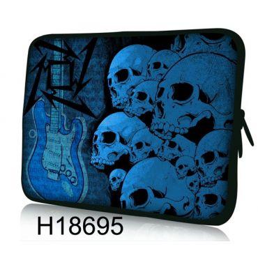 """Pouzdro Huado pro notebook do 12.1"""" Lebky a kytara"""