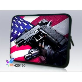 "Pouzdro Huado pro notebook do 12.1"" Revolver USA"