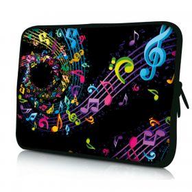 "Huado pouzdro na notebook 12.1"" Music song"