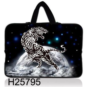 """Taška Huado pro notebook do 12.1"""" Zuřivý tygr"""