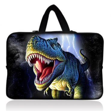 """Taška Huado pro notebook do 12.1"""" Dinosaurus"""