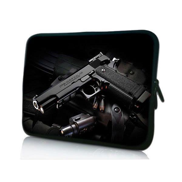 "Pouzdro Huado pro notebook do 14.4"" Revolver 9 mm"