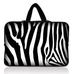 "Taška Huado pro notebook do 13.3"" Zebra"