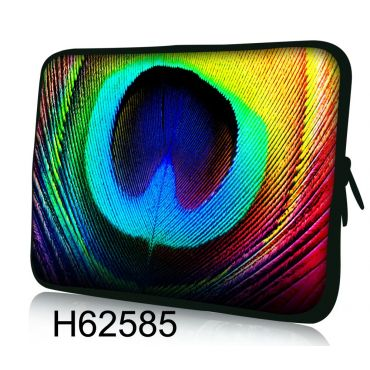 "Pouzdro Huado pro notebook do 14.4"" Paví oko"