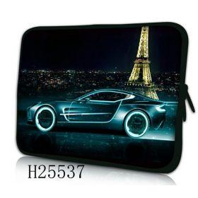 """Pouzdro Huado pro notebook do 14.4"""" Noční Paríž"""