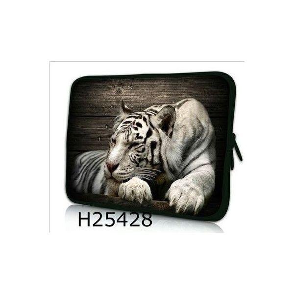 "Pouzdro Huado pro notebook do 14.4"" Tygr sibiřský"