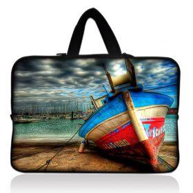 """Huado taška na notebook do 13.3"""" Člun na pláži"""
