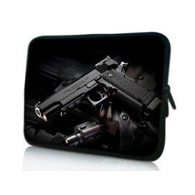 "Pouzdro Huado pro notebook do 15.6"" Revolver 9 mm"