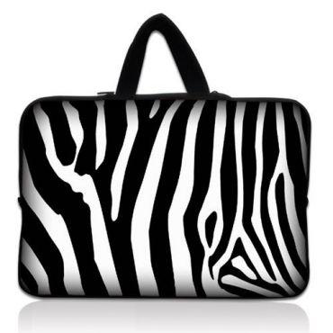 "Taška Huado pro notebook do 14.4"" Zebra"
