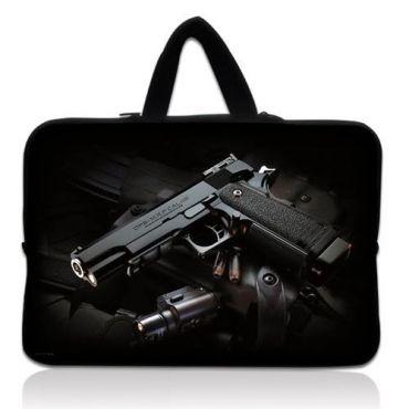 "Taška Huado pro notebook do 14.4"" Revolver 9 mm"