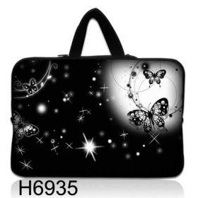 """Taška Huado pro notebook do 14.4"""" Noční motýlci"""