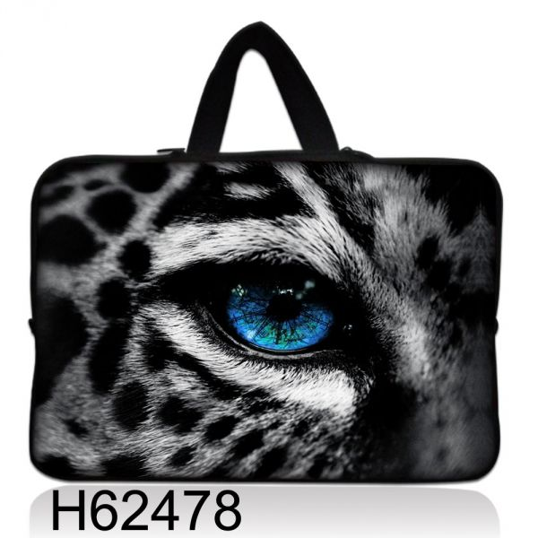 "Taška Huado pro notebook do 14.4"" Leopardí oko"