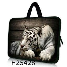 "Taška Huado pro notebook do 14.4"" Tygr sibiřský"