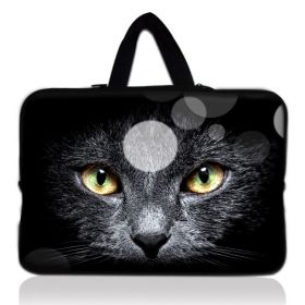 "Taška Huado pro notebook do 14.4"" Kočičí oči"