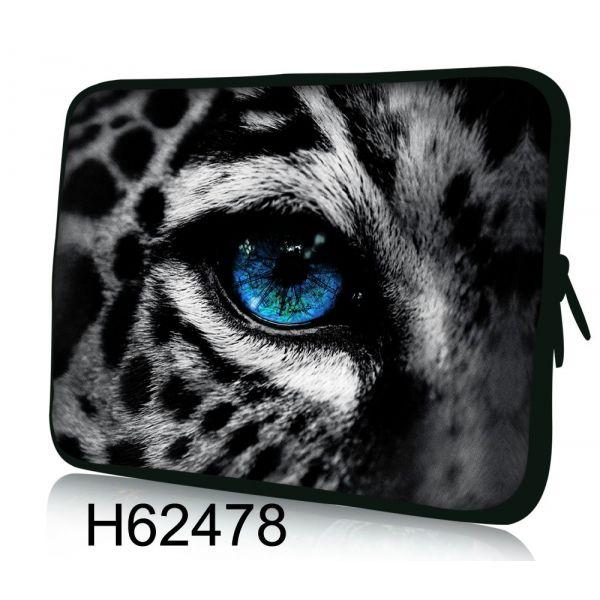 "Pouzdro Huado pro notebook do 15.6"" Leopardí oko"
