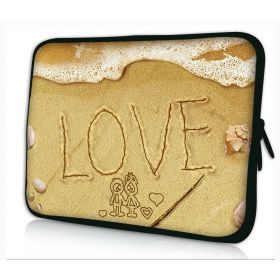 "Pouzdro Huado pro notebook do 15.6"" Love beach"