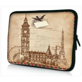 "Pouzdro Huado pro notebook do 15.6"" London"