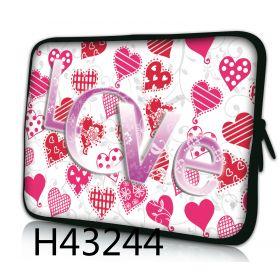 """Pouzdro Huado pro notebook do 15.6"""" Love forever"""