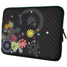"""Huado pouzdro na notebook 15.6"""" Gemetrické kytky"""