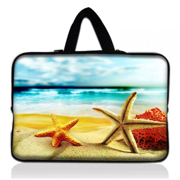 """Taška Huado pro notebook do 15.6"""" Na pláži"""