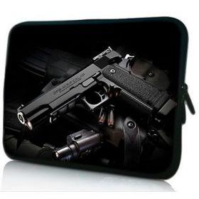 "Pouzdro Huado pro notebook do 17.4"" Revolver 9 mm"
