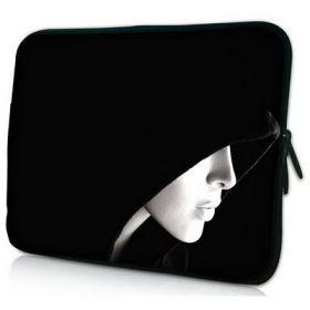 "Pouzdro Huado pro notebook do 17.4"" Temný"