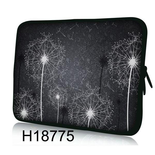 "Pouzdro Huado pro notebook do 17.4"" Pampelišky"