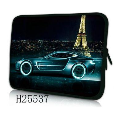 """Pouzdro Huado pro notebook do 17.4"""" Noční Paríž"""