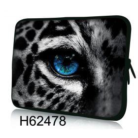 "Pouzdro Huado pro notebook do 17.4"" Leopardí oko"