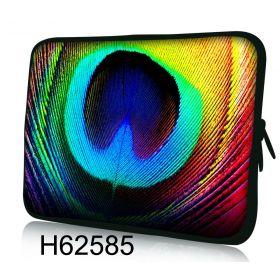 "Pouzdro Huado pro notebook do 17.4"" Paví oko"