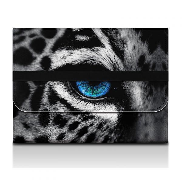 Desky na dokumenty a tablet - Leopardí oko