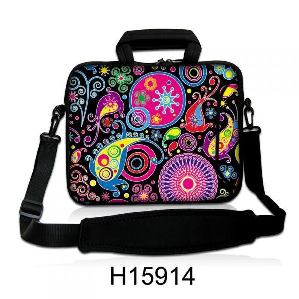 """Taška přes rameno Huado do 13.3"""" Picasso style"""
