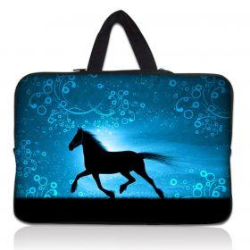 """Taška Huado pro notebook do 17.4"""" Kůň"""
