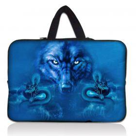 """Taška Huado pro notebook do 17.4"""" Smečka vlků"""