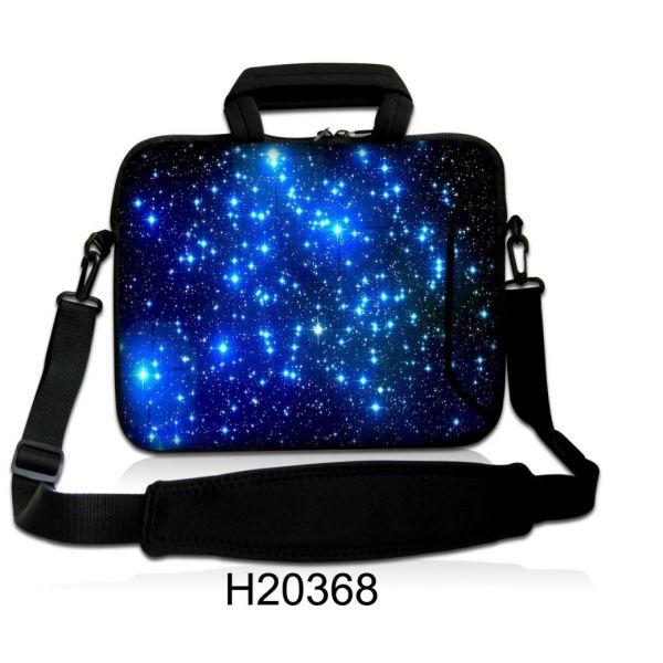 "Taška přes rameno Huado do 13.3"" Vesmír"