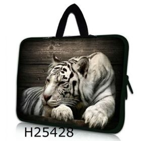 "Taška Huado pro notebook do 17.4"" Tygr sibiřský"