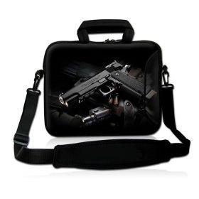 """Taška přes rameno Huado do 17.4"""" Revolver 9 mm"""