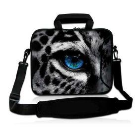 """Huado taška přes rameno 15.6"""" Leopardí oko"""
