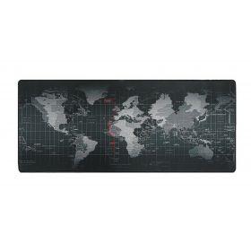 XXL podložka pod myš Mapa světa