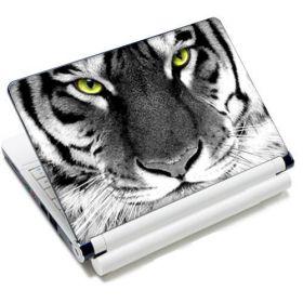 "Samolepka, skin Huado pro notebook 12""-15,6"" Tygr černobílý"