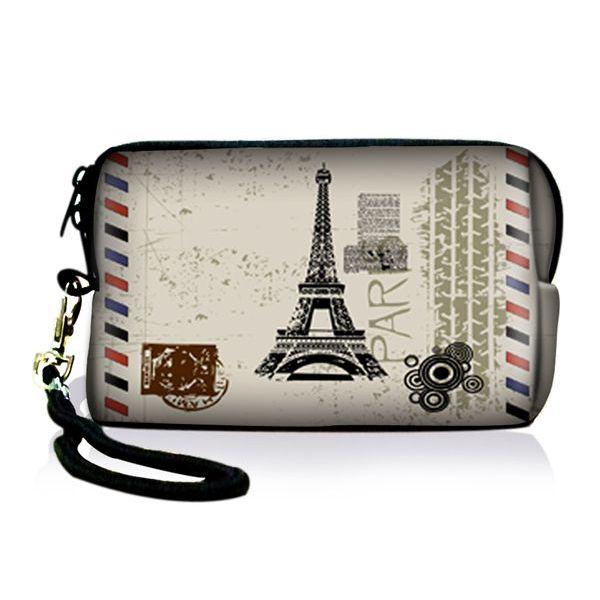 Pouzdro Huado pro fotoaparát, smartphone Eiffelova věž