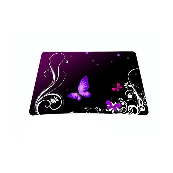 Podložka pod myš Huado- Purpuroví motýlci