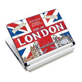 "Samolepka, skin Huado pro notebook 12""-15,6"" London"