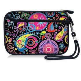 Pouzdro a peněženka Huado na mobil Picasso style